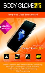 Body Glove Tempered Glass Screen guard for iPhone 7/6s Plus